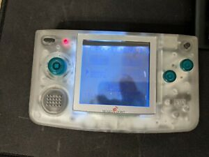 Neo Geo Pocket Console Clear Blue