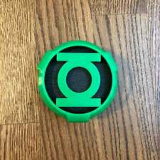 3D-Printed Green Lantern Google Home Mini Cover