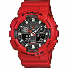 CASIO G-Shock GA-100B-4AER OVERSIZE/ANALOG/DIGITAL NEU!!!