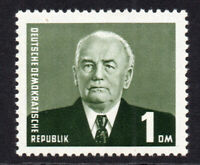 East Germany 1 Mark Stamp c1953 Unmounted Mint Never Hinged (5347)