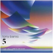 Tony Banks - 5 - New Double Vinyl LP - Etched on Side 4 - Pre Order - 23/2
