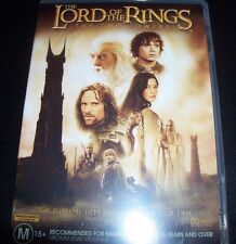 The Lord Of The Rings The Two Towers (Aust Region 4) 2 DVD – Like New