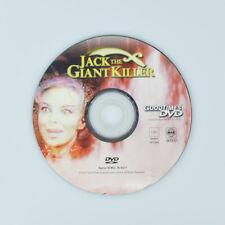 Jack the Giant Killer (DVD, 2001) Kerwin Mathews - DISC ONLY