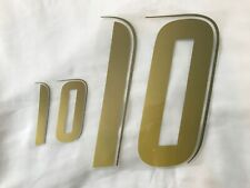 #10 number kit set 2006 Italy World Cup Jersey Shirt Maglia Italia soccer totti