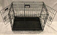 "Modern Puppies - Potty Training Puppy Apartment Crate - 30""L x 19""W x 21""H"