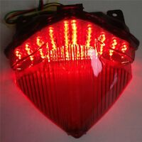 For Brake Tail lights For YZF R1 YZF-R1 2004 2005 2006 Smoke LED