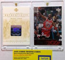 Michael Jordan Single Basketball Trading Cards