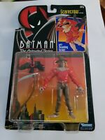 KENNER BATMAN ANIMATED SERIES  SCARECROW  ACTION FIGURE UNOPENED 1993