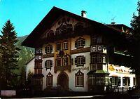 Neuhaus am Schliersee , Haus St. Elisabeth, Ansichtskarte ; 1985 gelaufen