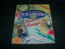 Scrapping Book - Scrapbooks with Rubber Stamps by Dee Gruenig