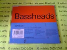 Bassheads - Who Can Make Me Feel Good (1992 CD Single) Bass Heads - CDR 6326