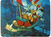Disneyland Post Card Unused You Can Fly Huey Dewey Louie Peter Pan's Flight !