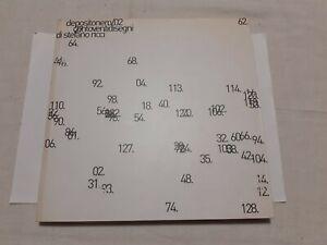 Deposito Nero 02 Centoventi Disegni Di Stefano Ricci Infinito Ltd Catalogo Mostr