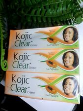 1x Kojic Clear Cream PAPAYA