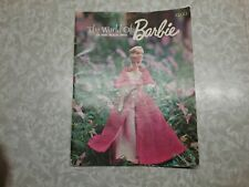 The World Of Barbie, The Barbie Magazine 1964