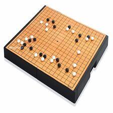 MYUNGINLAND M-106 Folding Magnetic Japanese Go Weiqi Board Stones Game Set Baduk