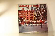 OOMPAH TIME IN BAVARIA - LONDON TWB91185 VG UK PRESS *BUY 1 LP GET 1 LP FREE* Z