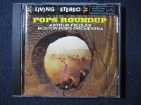 Pops Roundup [Audio CD] Arthur Fiedler