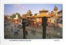 Kathmandu Durbar Square Postcard Nepal