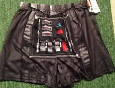 New Small S Disney Star Wars Darth Vader Men's Boxers Costume Underwear Shorts