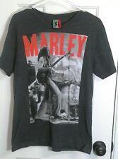 Bob Marley Unisex Medium Jamaica Collection Graphic Short Sleeve Tee Shirt