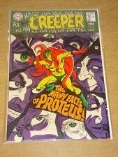CREEPER BEWARE THE #2 VF (8.0) DITKO ART DC COMICS AUGUST 1968 COVER A **