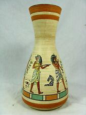 """Beautiful 60´s  """" Sphinx """" design Dümler & Breiden Keramik pottery vase 1345 26"""