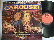 "12"" VINYL LP. Carousel by Cheryl Kennedy, David Holiday, Shirley Chapman & Samme"