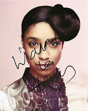 LIANNE LA HAVAS GENUINE AUTHENTIC SIGNED 10X8 PHOTO AFTAL & UACC