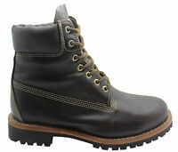Timberland Earthkeepers Heritage Rugged Mens Boots Brown Leather 6848A D2