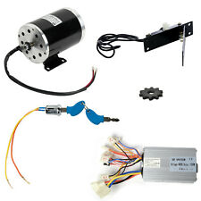 35 sprocket 1000W 48V electric motor+Control box+Reverse+Keylock+Pedal Throttle