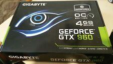 GIGABYTE NVIDIA GeForce GTX 960 Windforce OC Edition (4GB) Graphic Card