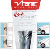 Anti Vibe Car Door Panels Bonnet Sound Proofing Deadening Material Roll Sheet