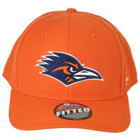 NCAA Original Zephyr UTSA Road Runner Zephyr Curved Bill Fitted Size Hat Cap