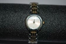 "Vintage SEIKO 1N00-OPCB HR2 Lady's Quartz Watch 5 1/2"" Strap As-Is For Parts"