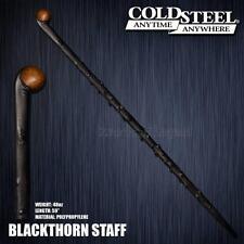 "Cold Steel - Blackthorn Staff, 59"" Long (Polypropylene) 91PBST *NEW*"