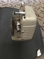 Vintage Bell & Howell  8MM Film Projector Model. 253 A Chicago Illinois Parts