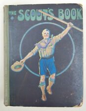 1920 - British Boy Scout - The Scouts Book - Baden Powell