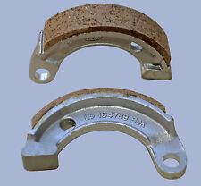 Honda NT50 Mini Melody front or rear brake shoes (1985-1987) 80mm x 18mm
