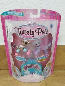 Twisty Petz 3 Pack Razzle Elephant Pupsicle Puppy