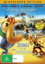 ASTERIX AND THE VIKINGS - NEW & SEALED DVD