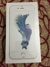 Apple iPhone 6S Silver 64GB  Factory Unlocked - Brand New - Free Shipping