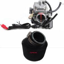 GY6 125cc 150cc 24mm Carburetor Air Filter Scooter ATV Go Kart High Performance