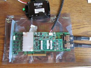 Fujitsu Primergy D3116 A3C40134369SAS RAID Controller, Kabel, Batterie LSI49571