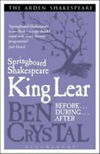 Springboard Shakespeare: King Lear, Crystal, Ben, New Book