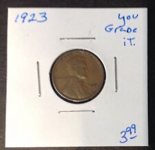 1923 1C Lincoln Cent