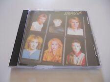 """Sneakers """"Rou'let"""" Rare AOR cd Sanne Salomonsen Denmark 1994"""
