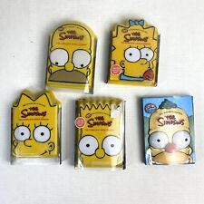 The Simpsons 6, 8, 9, 10, 11 Seasons Limited Edition Collectors Boxes Lot 5