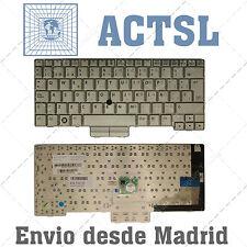TECLADO ESPAÑOL Hp 2710p 2720p 2710B 2720B 2710S 2720S Tablet PC 501493-071