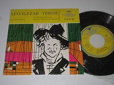 "7""/LEO SLEZAK TENOR/DGG 30165 EPL"